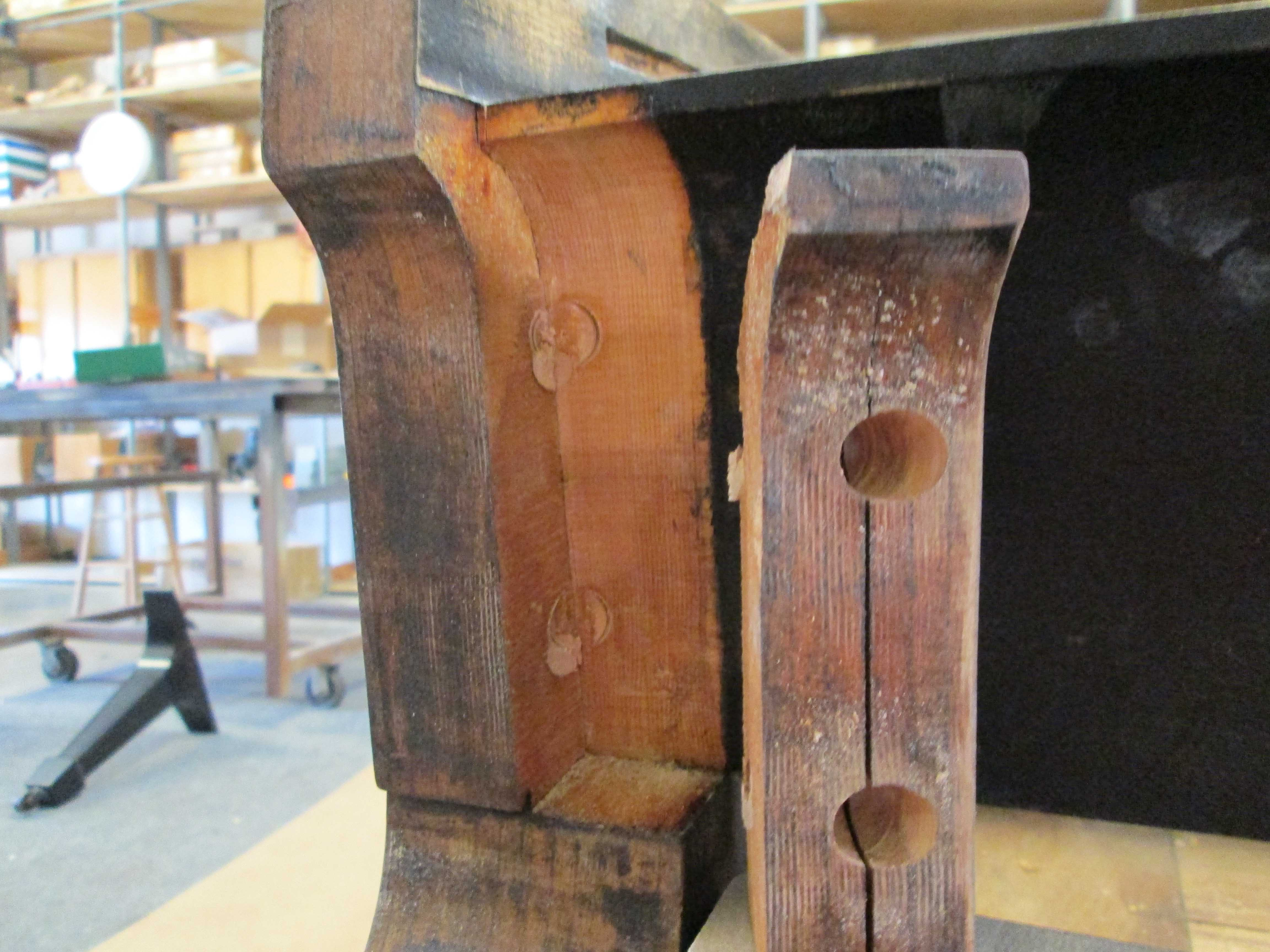 Steinway A2 Cabinet Repairs