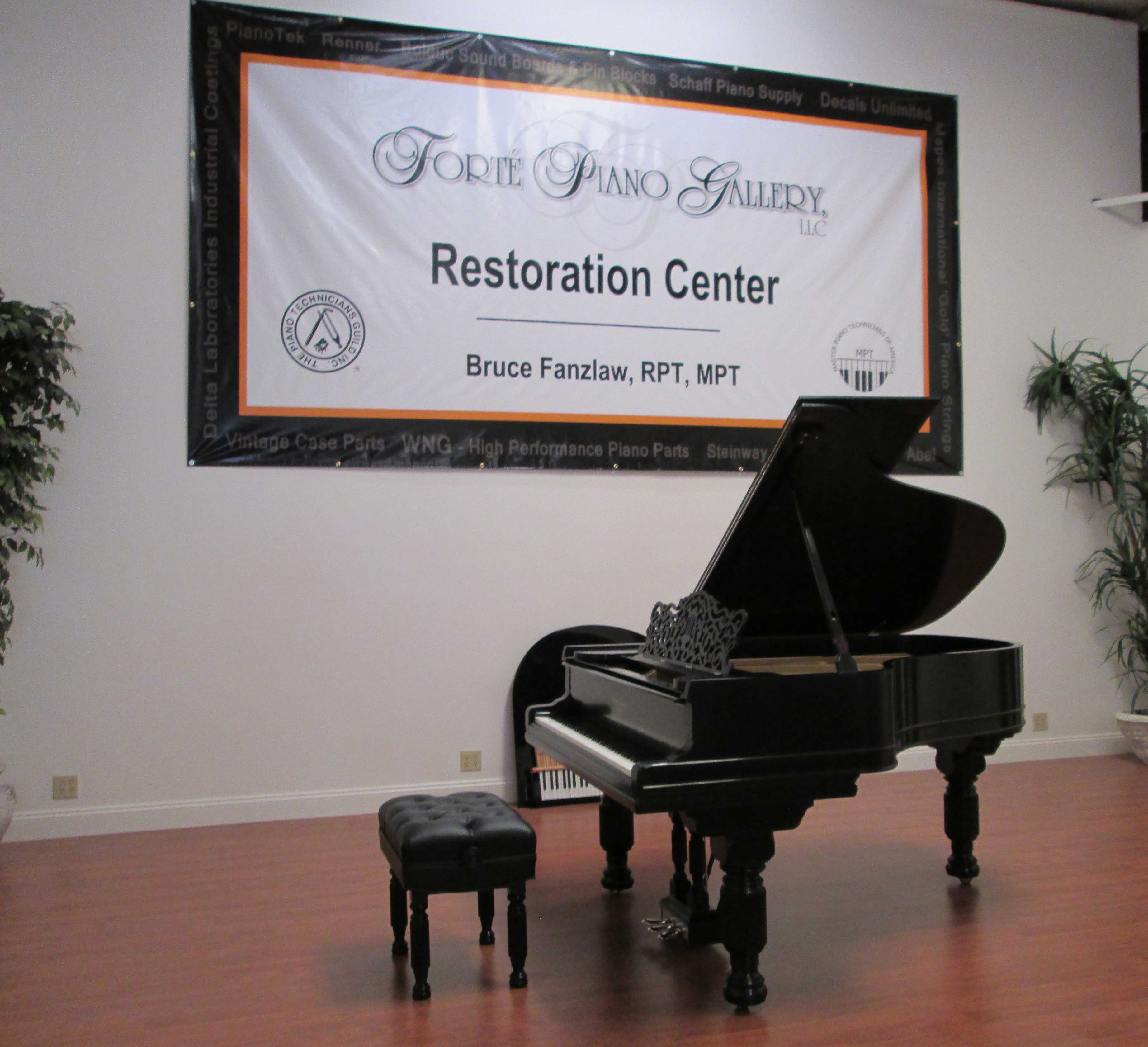 Steinway A2 Completed